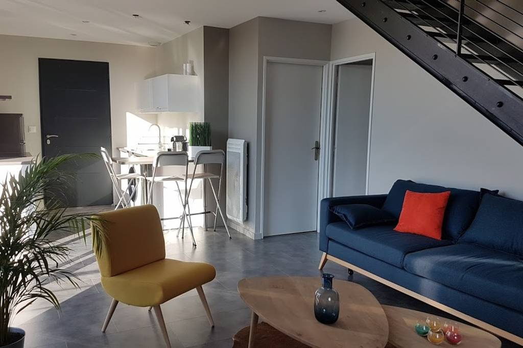 location d'appartements près de l'aéroport de Lyon St Exupéry