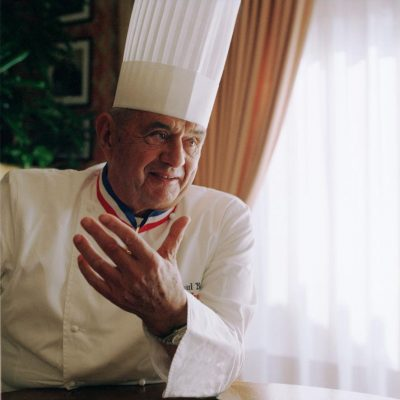 Paul BOCUSE, French Cook.